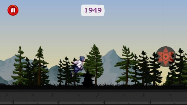 Uchiha Runner screenshot 1