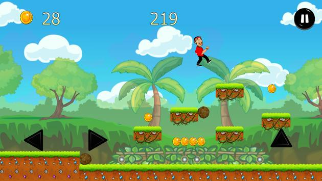 Super Jarwo Run screenshot 1