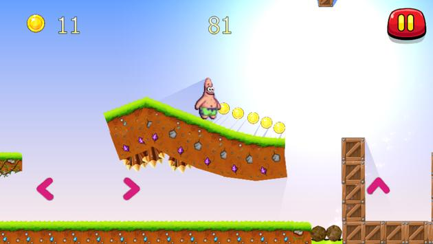 Super Patrick Run screenshot 1