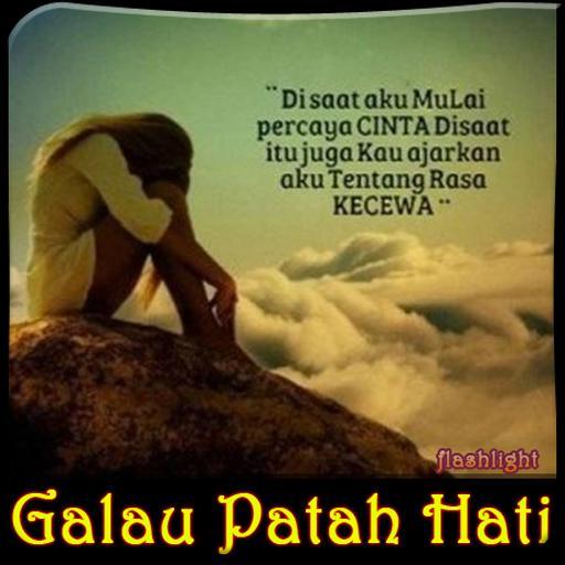 Dp Galau Patah Hati For Android Apk Download