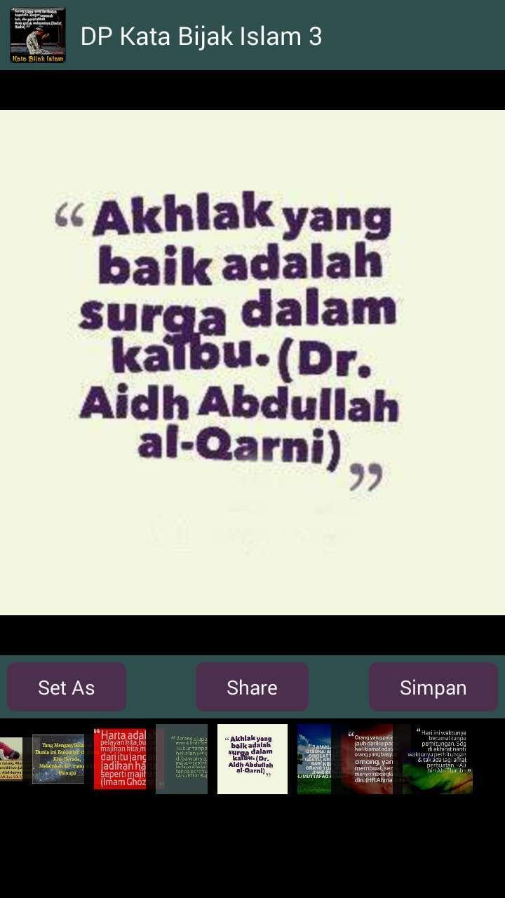 Dp Kata Bijak Islam Für Android Apk Herunterladen