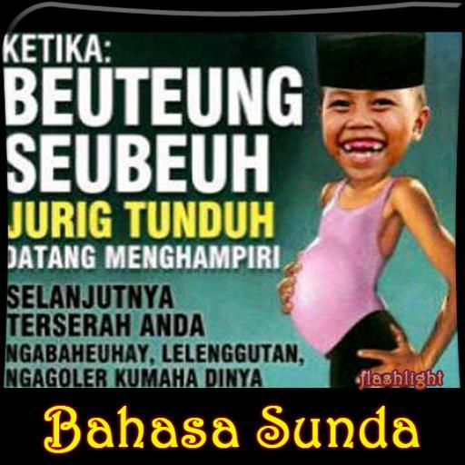 75+ Gambar Lucu Bahasa Sunda HD