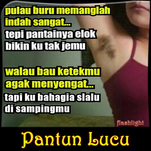DP Pantun Lucu Gokil for Android APK Download