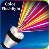 Super Flashlight - Free Brightest LED Color Light icon