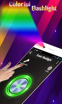 Super Flashlight - Free Brightest LED Color Light screenshot 7