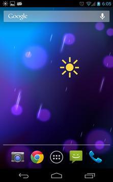 Nexus Flashlight Widget screenshot 1