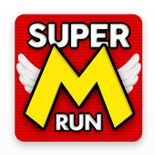 Super M run icon