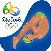 Rio 2016: Diving Champions icon