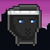 Retro Ninja Runner icon