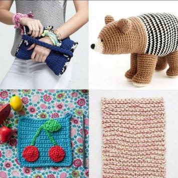 Handmade Crochet Project Idea apk screenshot
