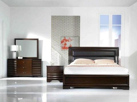 Modern Bedroom Design poster