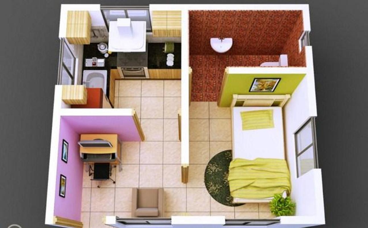 3d small house design apk download free lifestyle app for Home design 3d gold apk