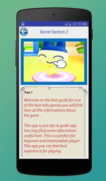 Guide for My Tamagotchi Forever screenshot 2