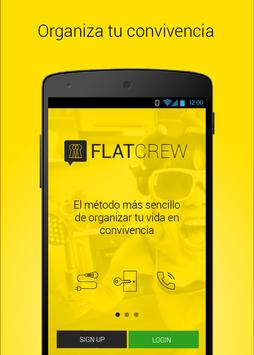 Flatcrew poster