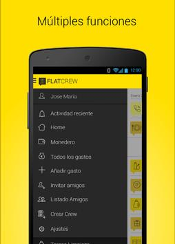Flatcrew apk screenshot