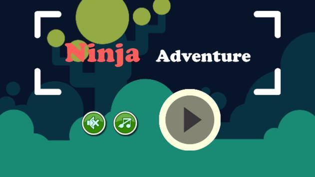 Ninja Adventure poster