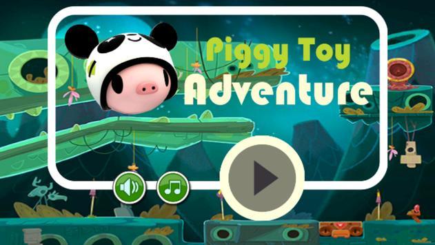 Piggy Toy Adventure poster