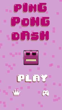 Ping Pong Dash poster