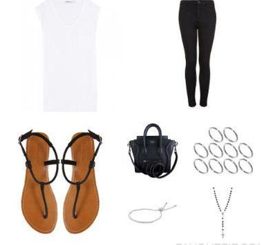 Flat Sandals Ideas screenshot 3