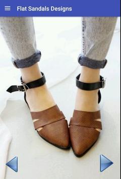 Flat Sandals screenshot 15