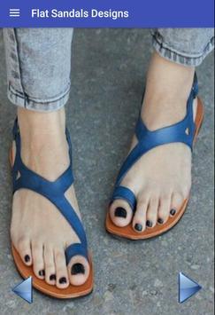 Flat Sandals screenshot 1