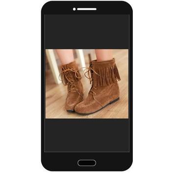 flat shoes and sandals idea apk screenshot