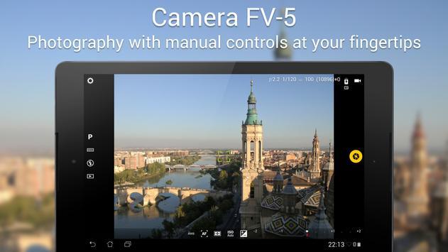 Camera FV-5 Lite apk screenshot
