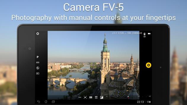 Camera FV-5 Lite apk screenshot