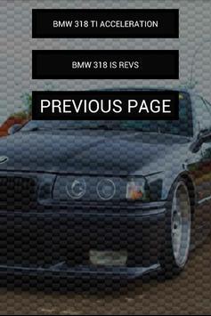 Engine sounds of 318i screenshot 1