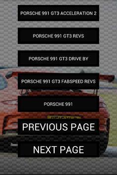 Engine sounds of 991 apk screenshot