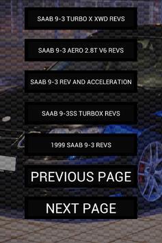 Engine sounds of 9-3 screenshot 3