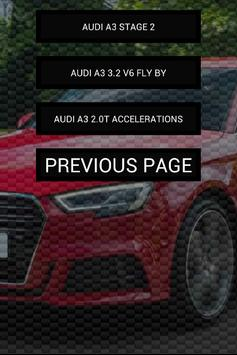 Engine sounds of A3 screenshot 1