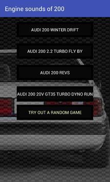 Engine sounds of 200 screenshot 1