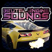 Engine sounds of Corvette icon