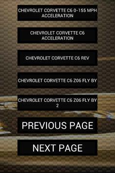 Engine sounds of Corvette screenshot 4
