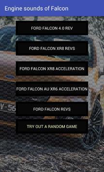Engine sounds of Falcon screenshot 1