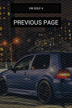 Engine sounds of Golf 4 apk screenshot