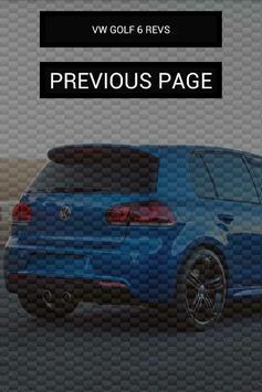 Engine sounds of Golf 6 apk screenshot