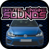 Engine sounds of Golf 7 icon