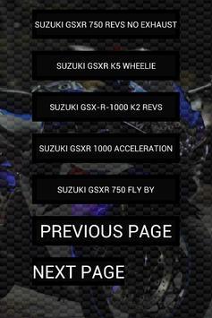 Engine sounds of GSXR screenshot 2