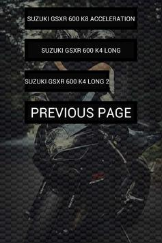 Engine sounds of GSXR screenshot 5