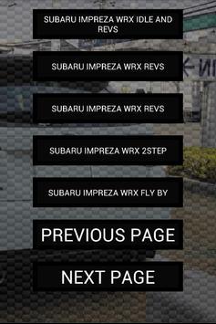 Engine sounds of WRX Stinkeye screenshot 3