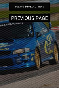Engine sounds of Impreza GT apk screenshot