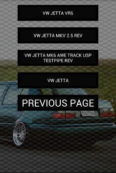 Engine sounds of Jetta apk screenshot