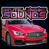 Engine sounds of Infiniti Q50 icon