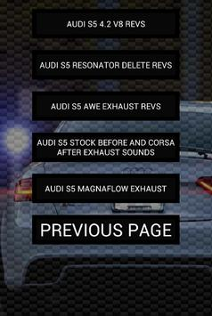 Engine sounds of S5 apk screenshot