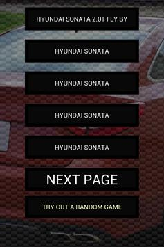Engine sounds of Sonata poster