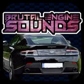 Engine sounds of V8 Vantage icon