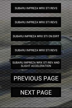 Engine sounds of STi Blobeye screenshot 2