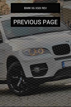 Engine sounds of X6 apk screenshot